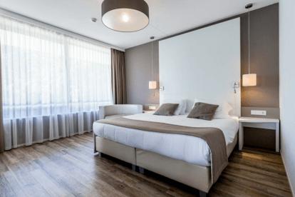 Suite met balkon en Rijnzicht