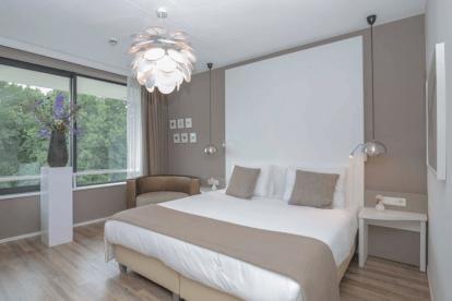 Deluxe suite met whirlpool en Rijnzicht