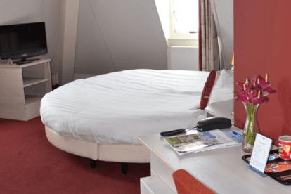 Junior suite met whirlpool