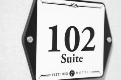 Appartement suite met whirlpool